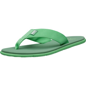 Helly Hansen Seasand HP Sandalias Mujer, spring bug/granite green/light mint